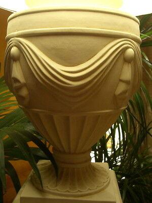 Tischlampe Kaminlampe Rmische Stehlampe Antik Mediterran Wohnzimmerlampe Lampe 3 O EUR 12900