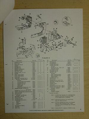 Homelite Xl Pump Model Xls Illustrated Parts Manual No 23828 B
