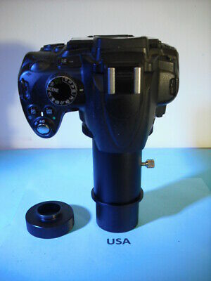 Nikon M42 Y-T TV Tube W/ removable C Mount allows 4 more Variations New Updated 3