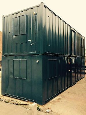 32ft x 10ft Anti Vandal Office Container - Excellent Condition 5