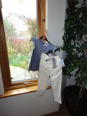 Gorgeous Trousers from F&F and Top from Young Dimension New with tags,Size 5-6 y 2