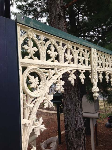 Verandah Lacework Cast Iron Berwick Design 2