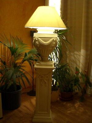 Tischlampe Kaminlampe Rmische Stehlampe Antik Mediterran Wohnzimmerlampe Lampe 5 O EUR 12900