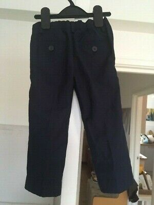 Nordstrom Kids Navy trousers 2 years GREAT condition 3