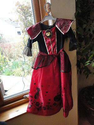 Gorgeous Fancy Dress Witch Outfit from Marks and Spencer,Size 3-4 yo
