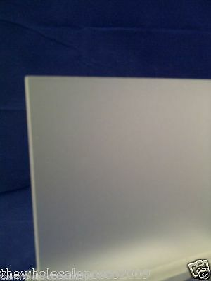 Frosted Perspex Acrylic Sheet Plastic Matt Sandblasted Finish A3 3Mm