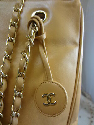 9d5a50c4262e ... 3 of 11 Authentic VINTAGE JUMBO Chanel GST Neverfull Grand Shopper TOTE  Bag Purse T123 4
