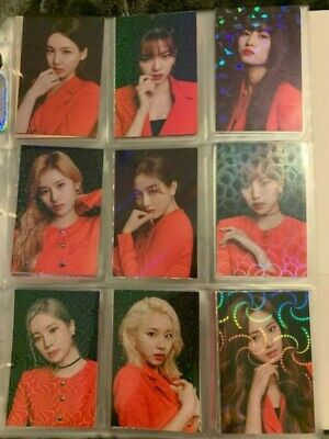 TWICE - TWICELIGHTS World Tour - Official Trading Card - Photocard 10
