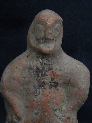 Ancient Teracotta Figure Indus Valley 500 BC #SG4208 3