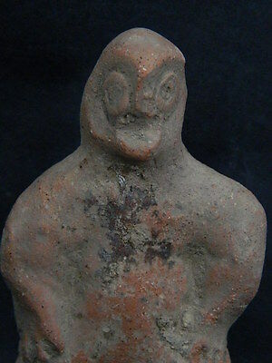 Ancient Teracotta Figure Indus Valley 500 BC  #SG4208 3 • CAD $126.00