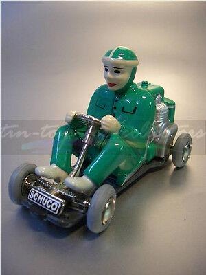 Original Schuco Go-Kart Micro Racer 1035 Grün Mit Originalverpackung(Ab) 3