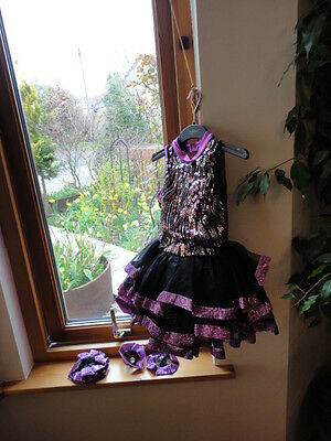 Gorgeous  Ballet/Tap Outfit from Revolution,Size 3-5 yo 2