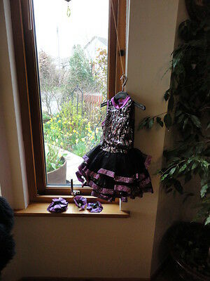 Gorgeous  Ballet/Tap Outfit from Revolution,Size 3-5 yo 8