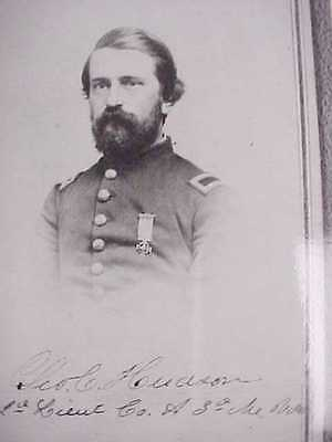 Kearny Cross Civil War Medal of Honor - Officers Award