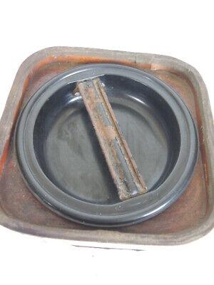 Apothekerdose Pappe Bakelit Aufbewahrung um 1900 4