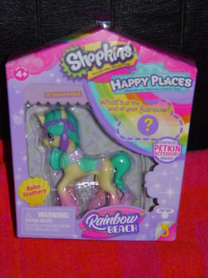 Shopkins Shoppies Happy Places Lil Unicorn Pack rainbow 1