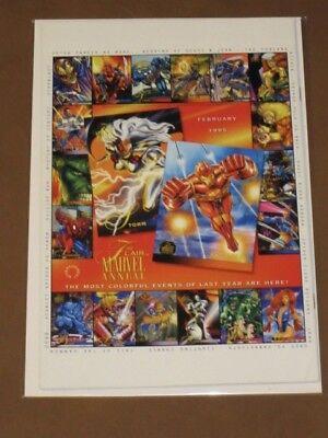 Amazing X-Men #1 Fn/vf 1995 Original Age Of Apocalypse Marvel Bishop Magneto