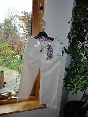 Gorgeous Trousers from F&F and Top from Young Dimension New with tags,Size 5-6 y 4