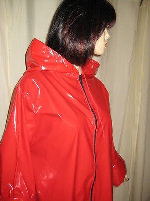 Lackanzug, Hosenanzug,Saunaanzug, Zweiteiliger Anzug,Vinylsuit,Saunasuit 10
