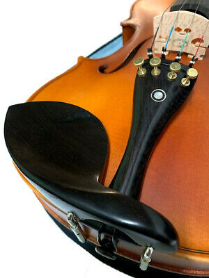 Violins-Bankruptcy-New 4/4 Adult Full Size Flame Maple Violin/Fiddle-German 5