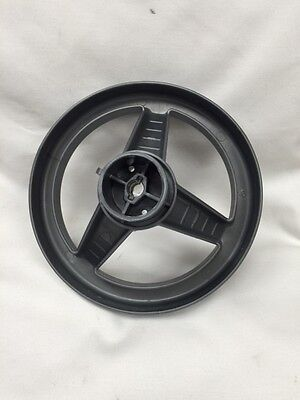 Power Wheels X6833 Fisher Price Hot Wheels Jeep Silver Steering Wheel Genuine