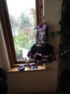 Gorgeous  Ballet/Tap Outfit from Revolution,Size 3-5 yo 3