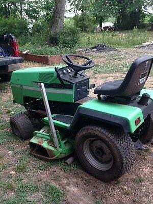 Deutz-Allis Simplicity 1916H Garden Tractor Tecumseh Peerless Transaxle 2600-002