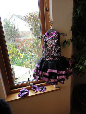 Gorgeous  Ballet/Tap Outfit from Revolution,Size 3-5 yo 5