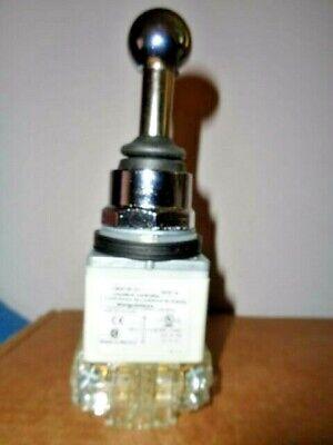 SCHNEIDER 9001K35 Joystick Operator Switch NEW (5 positions) 2