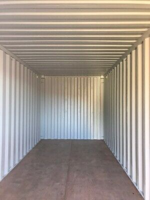 40' New Shipping Container / 40ft One Trip Shipping Container in Charleston, SC 7