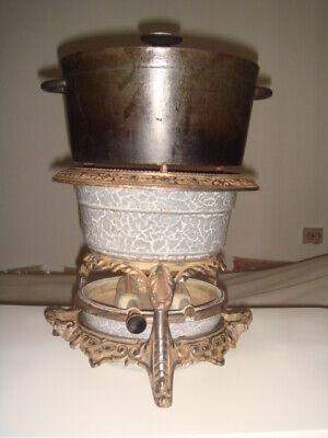 Dachbodenfund Petroleumkocher Antik Apotheker  Kocher Wasserkocher 6