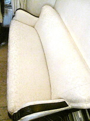 Stunningly Beautiful ART DECO Sofa and 2 Armchairs GORGEOUS! Worth over £5,000!! 9