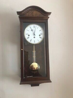 Comitti Of London Palladian Wall Clock Westminster Chimes - Model C3871CH 6