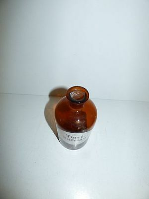 alte Apothekerflasche Apothekenflasche Glasflasche Flasche DEKO Shabby (5) 2