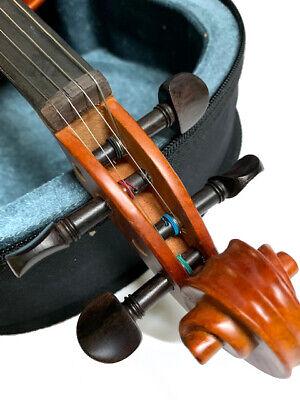 Violins-Bankruptcy-New 4/4 Adult Full Size Flame Maple Violin/Fiddle-German 7