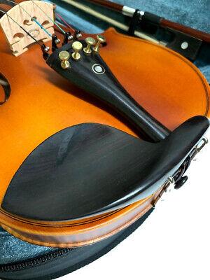 Violins-Bankruptcy-New 4/4 Adult Full Size Flame Maple Violin/Fiddle-German 6