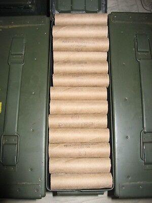 (ONE) FRB Denver Mercury Silver Dime Roll GEM 1916 & D-Mint Ends 5