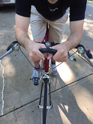 Bullhorn Handlebars for STI Road Commuter 31.8mm specialized for Ergonomics