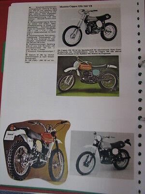 Clippings + photos Montesa 125 / 250 / 360cc (jaren 70 / 80 GER/ESP/NED) 2