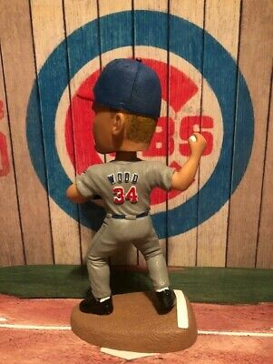 KERRY WOOD #34 Chicago CUBS MLB 2004 Bobble Dobbles Bobblehead #821 OF 3000 6
