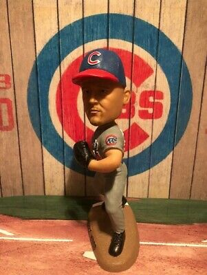 KERRY WOOD #34 Chicago CUBS MLB 2004 Bobble Dobbles Bobblehead #821 OF 3000 9