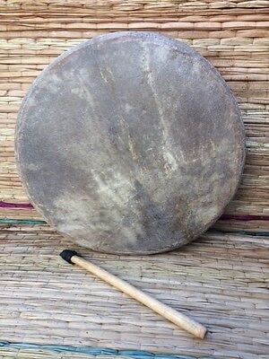 "16"" Shamanic Drum with beater"