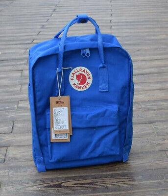 7L/16L/20L Waterproof Backpack Fjallraven Kanken Travel Sport Handbag Rucksack 8