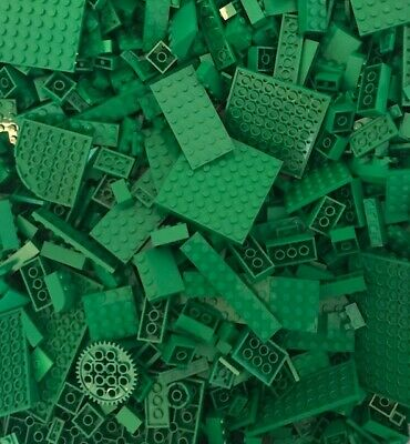Lego 100+ Pieces From Bulk! Sorted Lot Random Selection! Choice Of Color & Qty 9