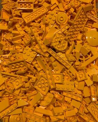 Lego 100+ Pieces From Bulk! Sorted Lot Random Selection! Choice Of Color & Qty 4