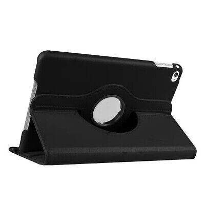 """For Apple iPad 7th Generation 10.2"""" (2019) 360° Rotating PU Leather Case Cover 4"""