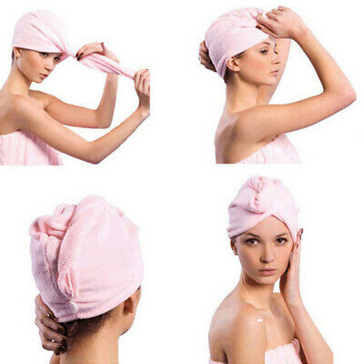 Rapid Drying Hair Towel 6