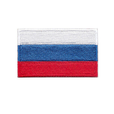 National Country Embroidered Flag Sew/Iron On Patch Choose Your Country 4