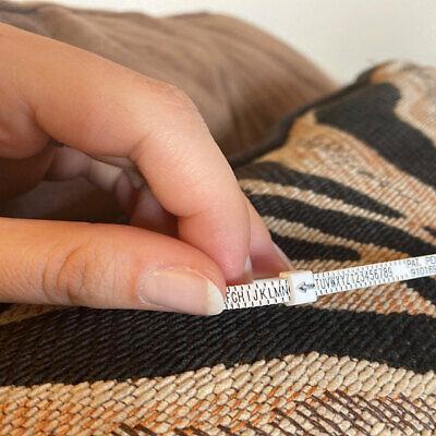 UK Ring Sizer For Measuring UK Ring Sizes A-Z+9  Men Women Children 7