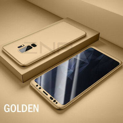 Luxury 360 Degree Full Cover Phone Shockproof Case For Samsung Galaxy S9 S10Plus 10